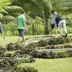 Port Vila's only mini golf course