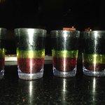bob marley shots