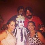 Coco Bongo Saturday Night with Family !!