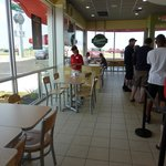 Krispy Kreme Interior New Castle