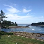 view at low tide from rm 102