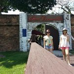 Fort Cornwallis-Historical place but not been taken care of