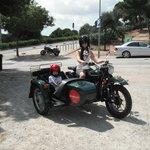 Ride in Barcelona!