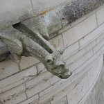 Gargoyle at Chenonceau
