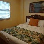 Roomy 2nd bedroom