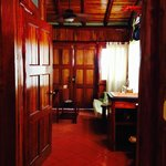 Interior of suite #1
