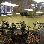 Both treadmills broke! (Not pictured - 1 broken hot tub)