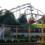 spin coaster - Worlds of Fun - KC MO