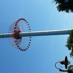 new ride - Worlds of Fun - KC MO