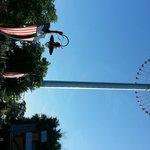 new swing ride  - Worlds of Fun - KC MO