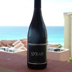 View from Room with New York's best Syrah