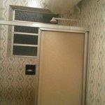 Ducha com aquecedor boiler