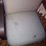 this is the chair that was in my room