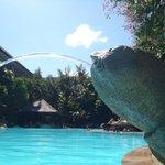 Small pool at KP