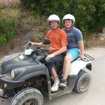 Dans first quad trip
