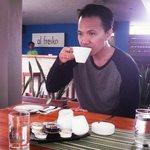 Kafe dan restaurant 'Al fresko'
