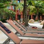 Hard Rock Sands pool