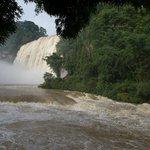 Huanggushu Falls