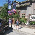 Howe Sound Brew Pub entrance
