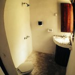 standard double room private bathroom