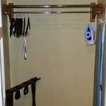 Closet Space in Room 427