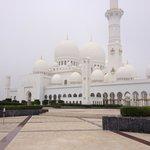 Schejk Zayed-moskén