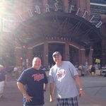 Coors Field-Twins Beat the Rockies :)