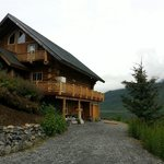 Beautiful Robe Lake Lodge