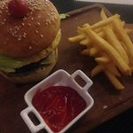 "Tasty ""Century Burger"""