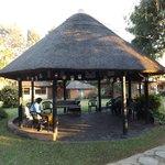 Communal meeting area