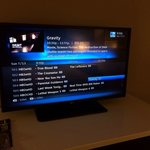 DirecTV in the room! Loved this.