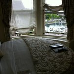 Room 734 bed