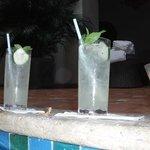 Poolside Bar Service