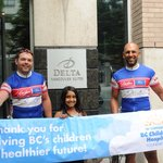 Delta Vancouver Supports BC Children's Hospital