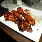 Jerk Wing Appetizer