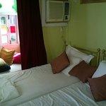Decent enough rooms, but dirty linen