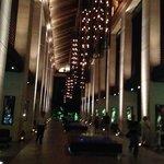 lobby aisle