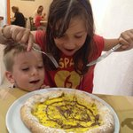 Pizza dolce - make your kids happy!