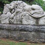 Unknown Confederate Dead Lion
