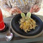 Fried rice Pad Thai