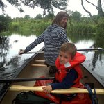 River Stour around Nayland