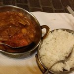 Poisson curry hmmmm