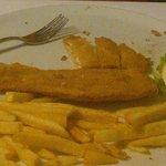 Filetto di sogliola fritto