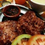 pork tenderloin with chorizo sauce