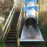 Slide for the kids