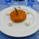 Tarte fine tatin aux abricots beurre salé