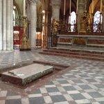 Caen - Abbaye des Hommes - William