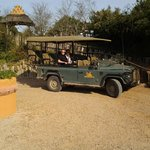 REady for a game drive!
