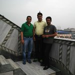 At Roof Top[
