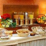 Buffet de petit-déjeuner